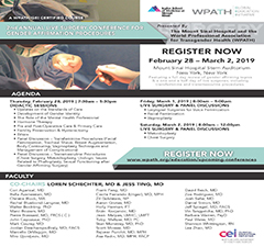 2nd Annual Live Surgery Conference for Gender Affirmation Procedures