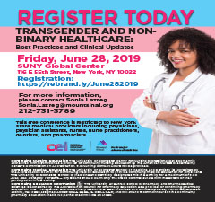 Transgender and Non-Binary Healthcare: Best Practices and Clinical Updates