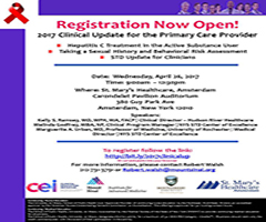 2017 Clinical Update for the Primary Care Provider