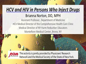 HCV and HIV in Persons Who Inject Drugs