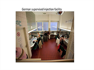 Using Supervised Injection Facilities to Reduce Harm and Improve Access to Care