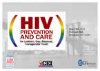 HIV Prevention & Care for LGBT Youth - A Conference for Medical Providers