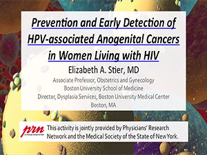 Prevention and Early Detection of HPV-associated Anogenital Cancers in Women Living with HIV