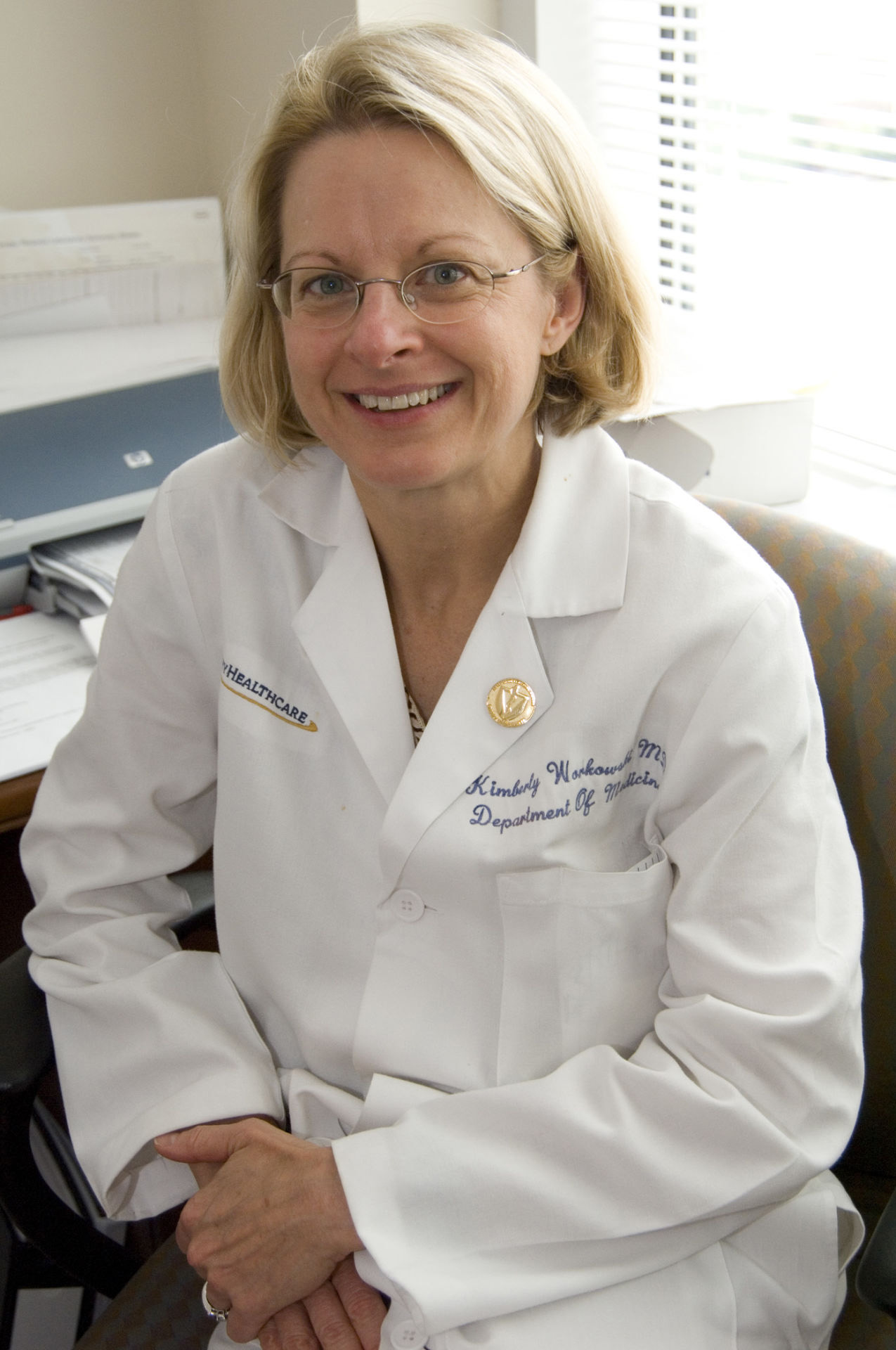 Kimberly Workowski, MD, FACP, FIDSA