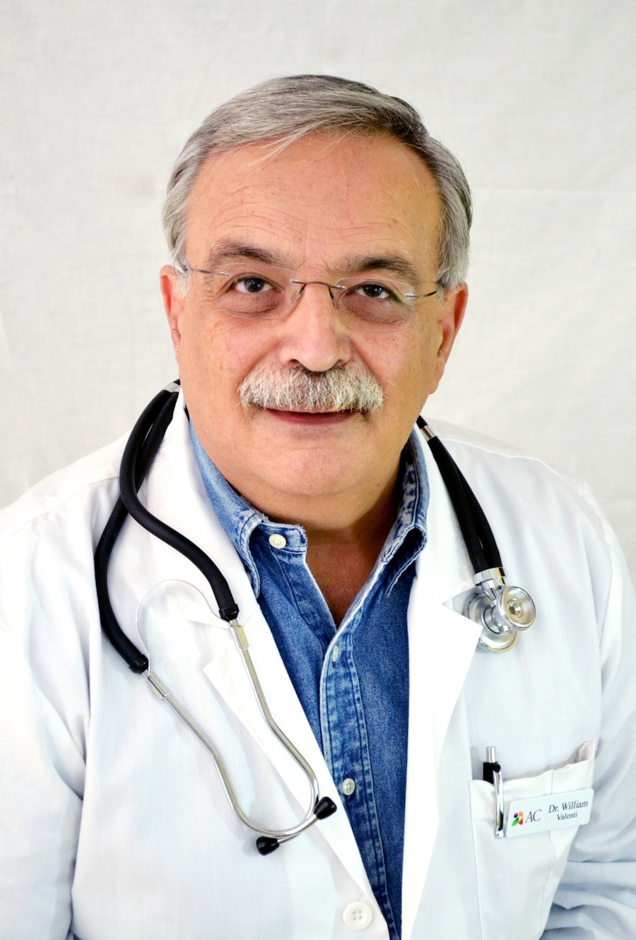 William Valenti, MD